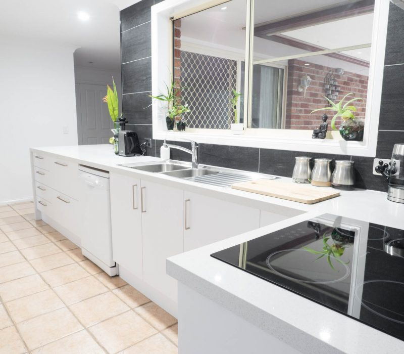 RM Kitchens & Bathrooms benchtops